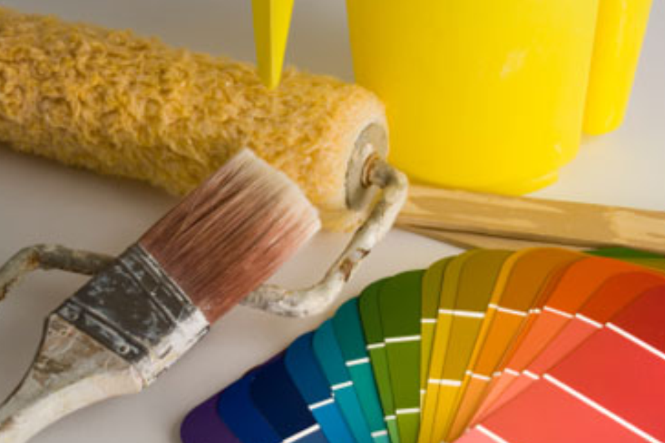 Chcarpentry painting decorating for Home decorating company