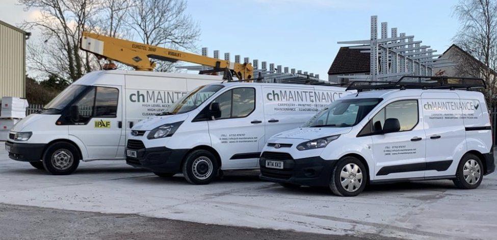 CH Maintenance - Professional & Friendly Team